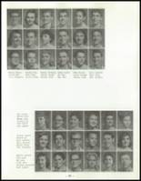 1958 Las Vegas High School Yearbook Page 108 & 109
