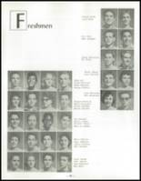 1958 Las Vegas High School Yearbook Page 110 & 111