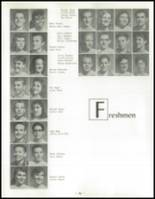 1958 Las Vegas High School Yearbook Page 112 & 113