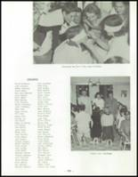 1958 Las Vegas High School Yearbook Page 142 & 143