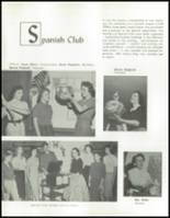 1958 Las Vegas High School Yearbook Page 144 & 145