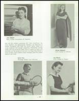 1958 Las Vegas High School Yearbook Page 168 & 169