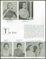 1958 Las Vegas High School Yearbook Page 182 & 183