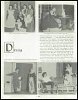 1958 Las Vegas High School Yearbook Page 206 & 207