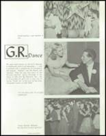 1958 Las Vegas High School Yearbook Page 208 & 209