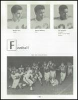 1958 Las Vegas High School Yearbook Page 224 & 225