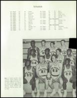 1958 Las Vegas High School Yearbook Page 232 & 233