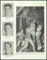 1958 Las Vegas High School Yearbook Page 236 & 237