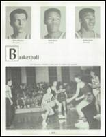 1958 Las Vegas High School Yearbook Page 238 & 239