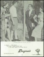 1958 Las Vegas High School Yearbook Page 256 & 257