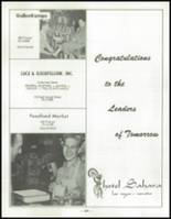1958 Las Vegas High School Yearbook Page 260 & 261