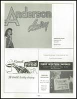 1958 Las Vegas High School Yearbook Page 264 & 265