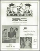1958 Las Vegas High School Yearbook Page 272 & 273