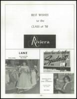 1958 Las Vegas High School Yearbook Page 278 & 279