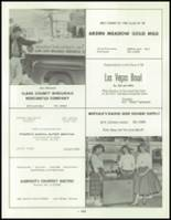 1958 Las Vegas High School Yearbook Page 280 & 281