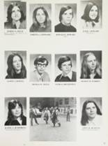 1973 Norwich Free Academy Yearbook Page 70 & 71