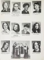 1973 Norwich Free Academy Yearbook Page 84 & 85