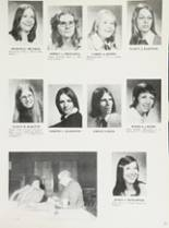1973 Norwich Free Academy Yearbook Page 92 & 93