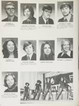 1973 Norwich Free Academy Yearbook Page 108 & 109