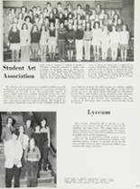 1973 Norwich Free Academy Yearbook Page 132 & 133