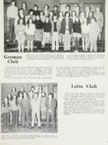 1973 Norwich Free Academy Yearbook Page 138 & 139