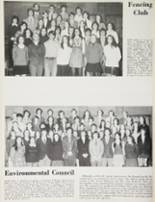 1973 Norwich Free Academy Yearbook Page 144 & 145