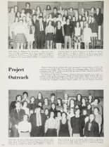 1973 Norwich Free Academy Yearbook Page 150 & 151