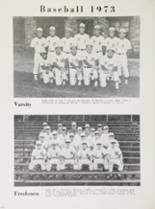 1973 Norwich Free Academy Yearbook Page 182 & 183