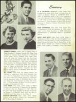 1954 Spearfish High School Yearbook Page 10 & 11