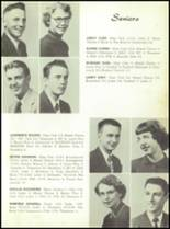1954 Spearfish High School Yearbook Page 12 & 13