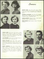 1954 Spearfish High School Yearbook Page 14 & 15