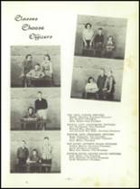 1954 Spearfish High School Yearbook Page 18 & 19