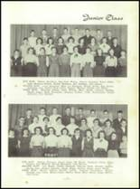 1954 Spearfish High School Yearbook Page 20 & 21