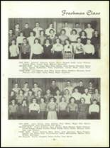 1954 Spearfish High School Yearbook Page 22 & 23
