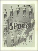 1954 Spearfish High School Yearbook Page 24 & 25