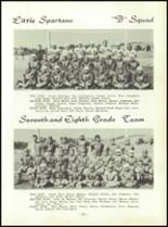 1954 Spearfish High School Yearbook Page 26 & 27