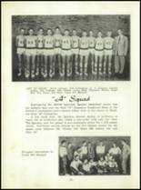 1954 Spearfish High School Yearbook Page 30 & 31