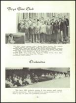 1954 Spearfish High School Yearbook Page 36 & 37