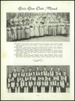 1954 Spearfish High School Yearbook Page 38 & 39