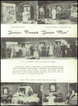 1954 Spearfish High School Yearbook Page 42 & 43