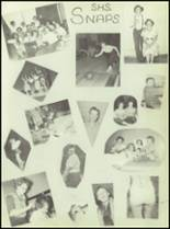 1954 Spearfish High School Yearbook Page 48 & 49