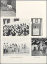 1973 Clyde High School Yearbook Page 10 & 11