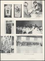 1973 Clyde High School Yearbook Page 12 & 13