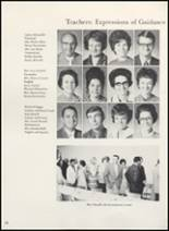 1973 Clyde High School Yearbook Page 20 & 21