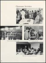 1973 Clyde High School Yearbook Page 22 & 23