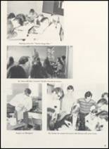 1973 Clyde High School Yearbook Page 24 & 25