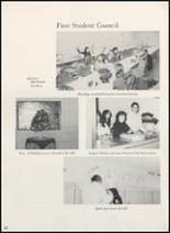 1973 Clyde High School Yearbook Page 26 & 27