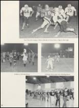 1973 Clyde High School Yearbook Page 30 & 31