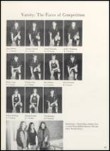 1973 Clyde High School Yearbook Page 36 & 37