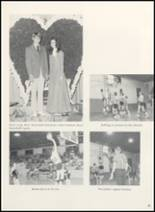 1973 Clyde High School Yearbook Page 38 & 39